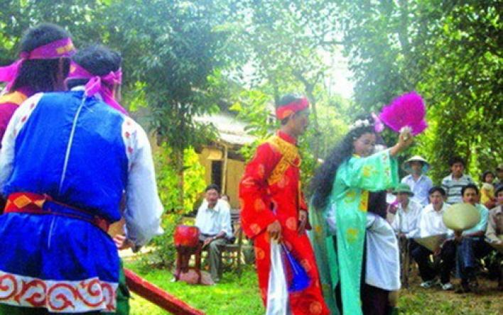 Nơi lưu giữ bản sắc văn hóa: Tuồng Bội Khương Hà